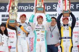 スーパーフォーミュラ | トヨタ、トップ6独占。中嶋一貴が今季初優勝