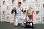 スーパーフォーミュラ | 石浦「初優勝を挙げられたことが大きかった」