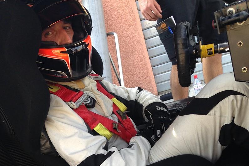ロバート・クビカがルノー・スポール・トロフィーで久々のトラック復帰