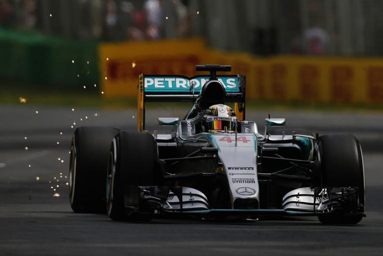 F1 | ルイス最速、マクラーレンのギャップは縮まらず