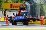 F1   ホンダ「完走は前進。一方で大きな課題も見えた」