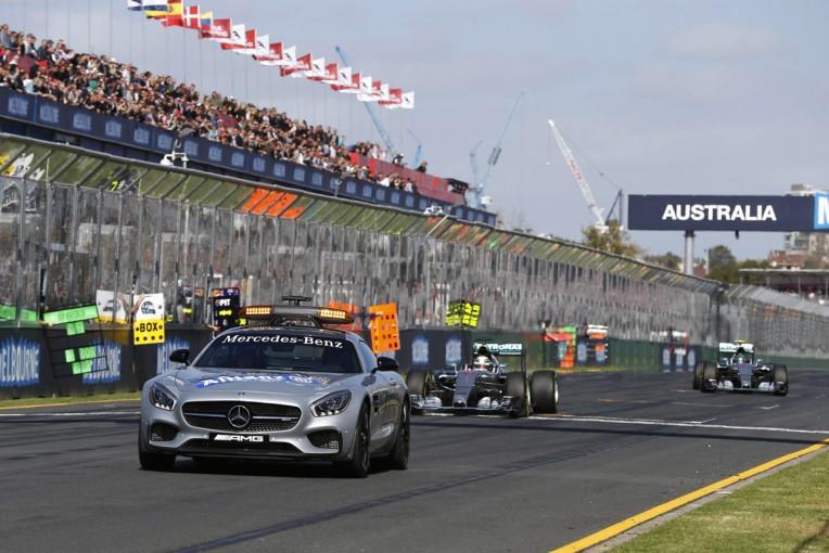 F1 | セーフティカー導入が1ストップ戦略を促進