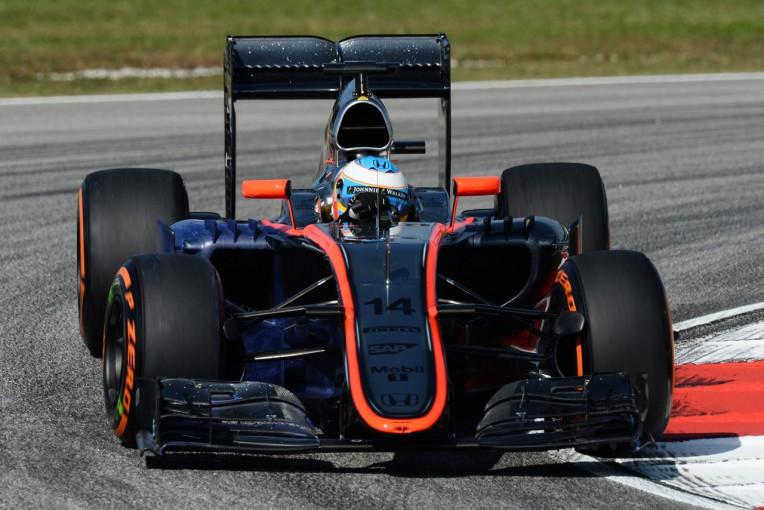 F1 | アロンソ14番手、ハミルトンはトラブル発進
