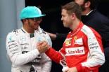 F1 | 雨を制したハミルトンが40回目のPP、ベッテル2番手