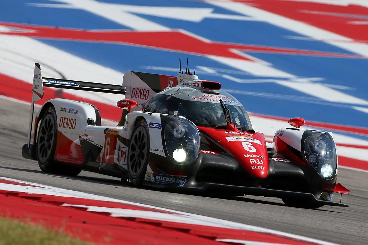 TOYOTA GAZOO Racing WEC第6戦オースティン 公式練習レポート
