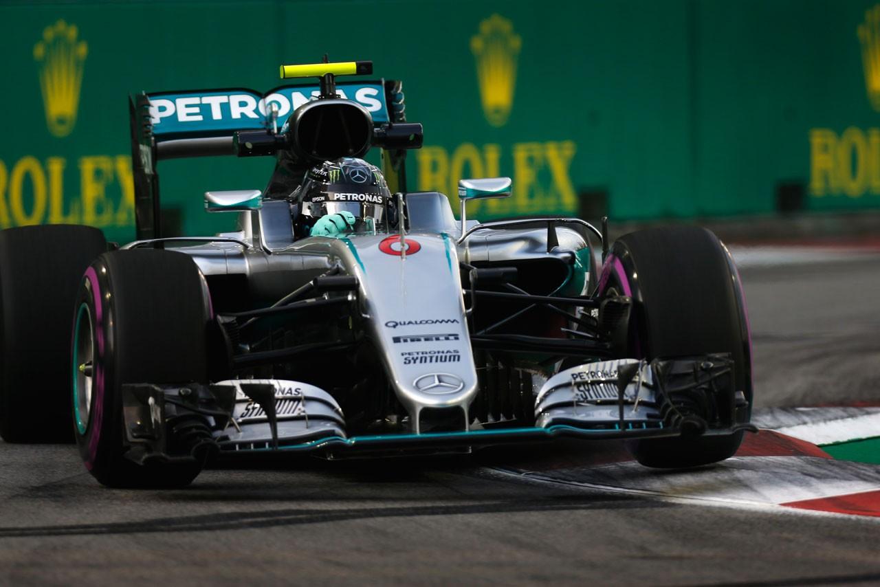 2016年F1第15戦シンガポールGP
