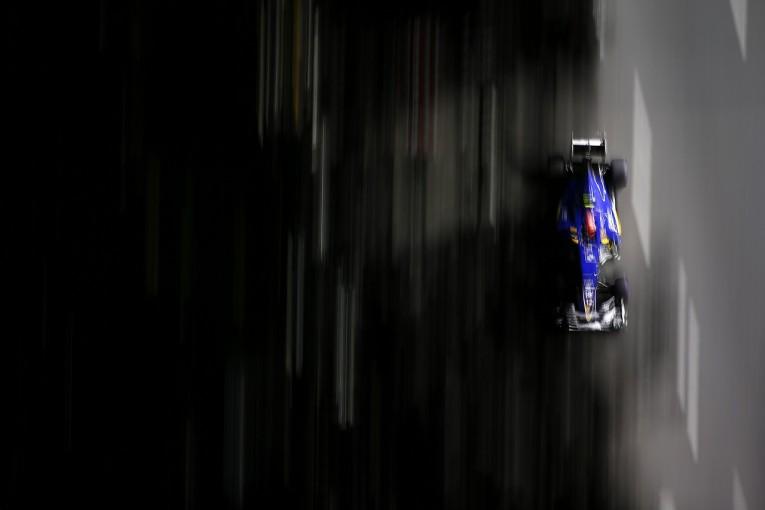F1 | ナッセ「空力パッケージのテストで有意義な一日」:ザウバー シンガポール金曜