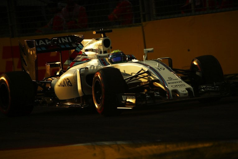 F1 | マッサ「ショートランが課題。タイヤをもっと理解する必要がある」:ウイリアムズ シンガポール金曜
