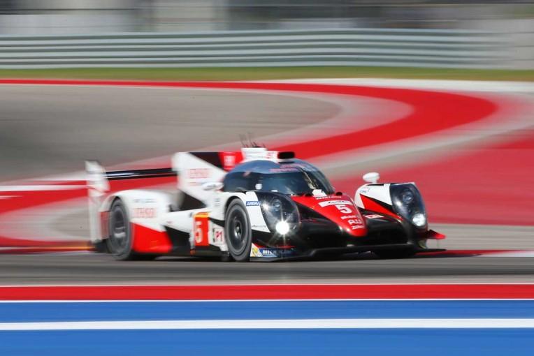 ル・マン/WEC   TOYOTA Gazoo Racing WEC第6戦オースティン 予選レポート