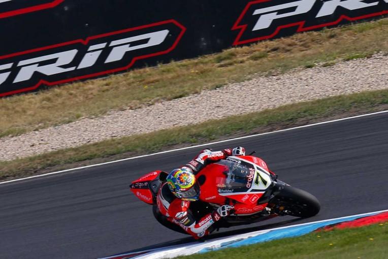 MotoGP   SBK第10戦ドイツ決勝レース1:デイビスが今季5勝目