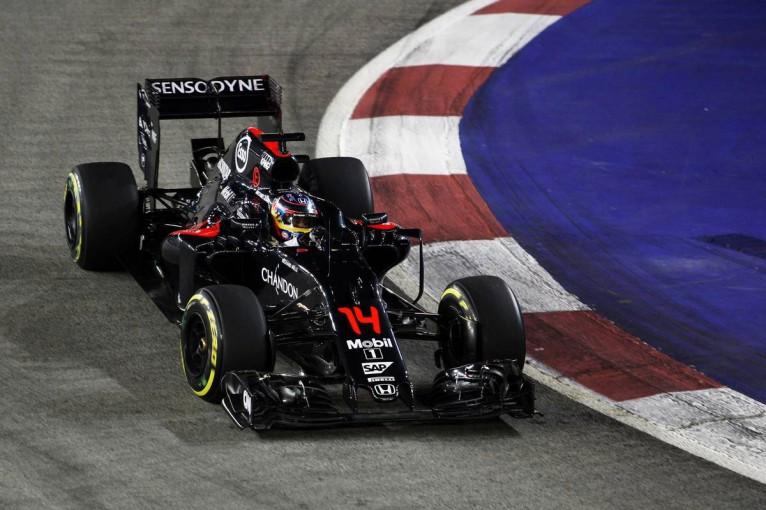 F1 | 【順位結果】F1第15戦シンガポールGP予選