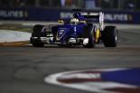 F1 | エリクソン「Q2に進出できてうれしい。努力が報われた」:ザウバー シンガポール土曜