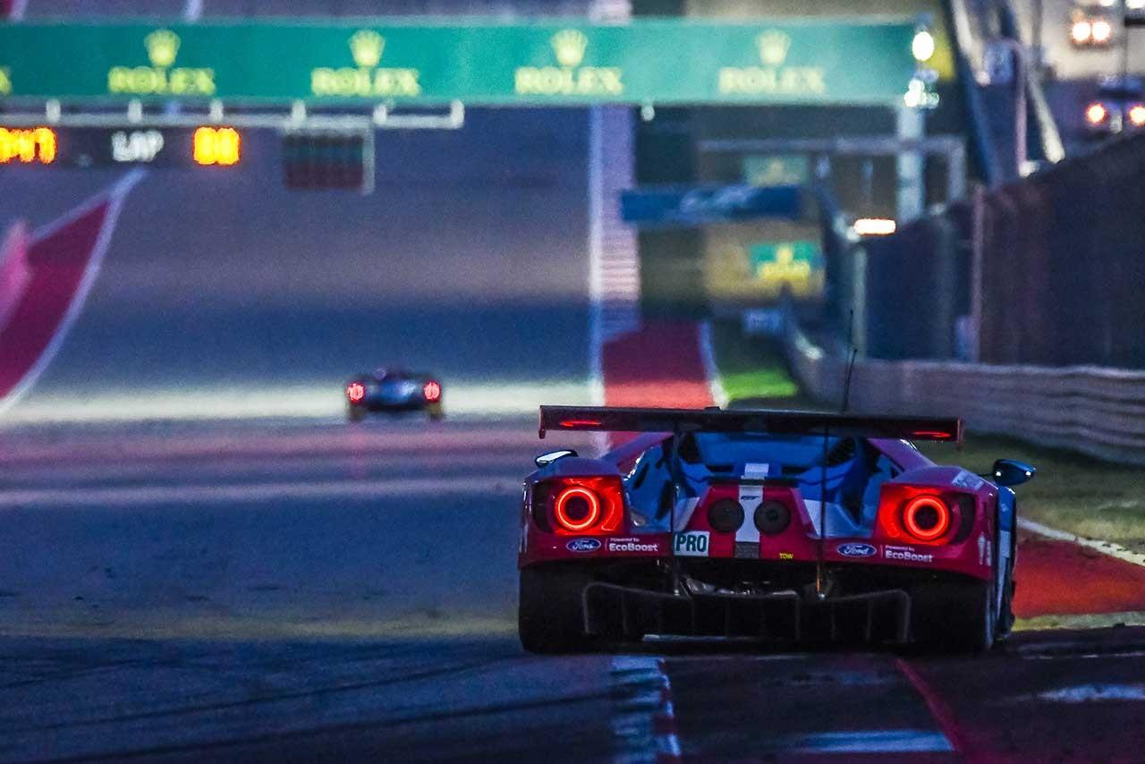 WECオースティン:速さで勝るアウディにトラブル多発。1号車ポルシェが逆転優勝