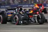 F1 | アロンソ「5位まで上がったんだから、表彰台を期待するよね!」:マクラーレン・ホンダ シンガポール日曜