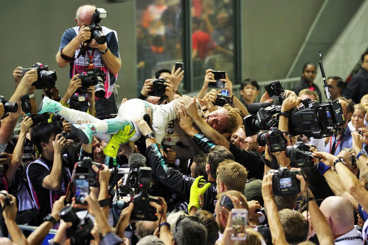 F1シンガポールGP決勝トップ10ドライバーコメント