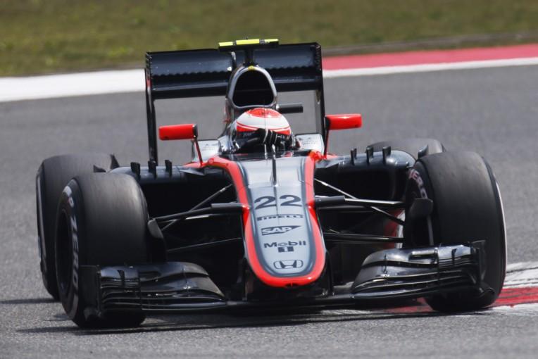 F1 | バトン10番手、ハミルトン最速もライバル勢も好調