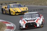 3位表彰台を獲得した23号車ニッサンGT-RニスモGT3