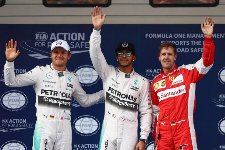 F1   F1中国GP 予選トップ10ドライバーコメント
