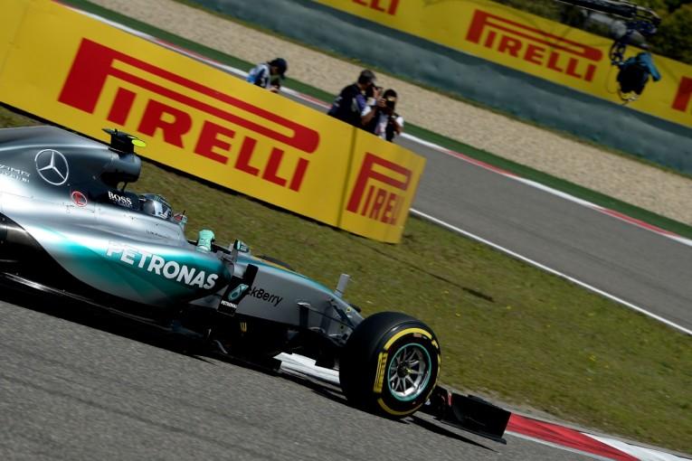 F1   決勝は2ストップが主流、3ストップも可能