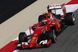 F1   2015年F1第4戦バーレーンGP キミ・ライコネン(フェラーリSF15-T)