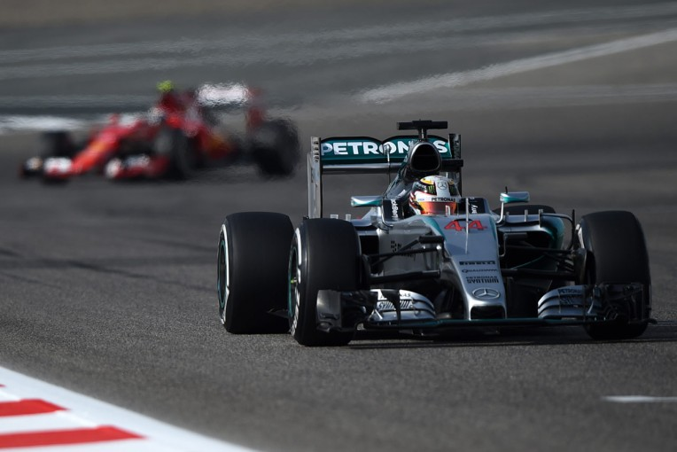 F1   ハミルトンが首位浮上、バトンが11番手