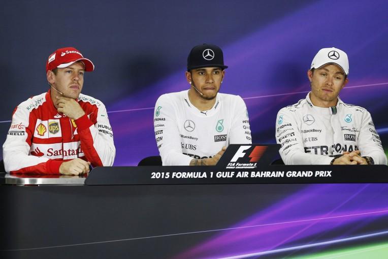 F1   バーレーンGP 予選トップ10ドライバーコメント