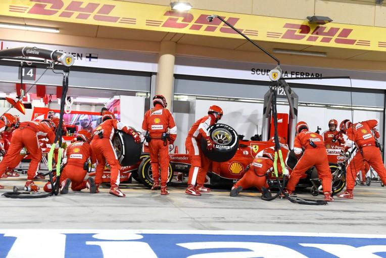 F1 | 「一石を投じた」ライコネンのミディアムペース