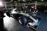 F1 | ワイドな来季用F1タイヤ開発:メルセデスが5回目のテストを完了