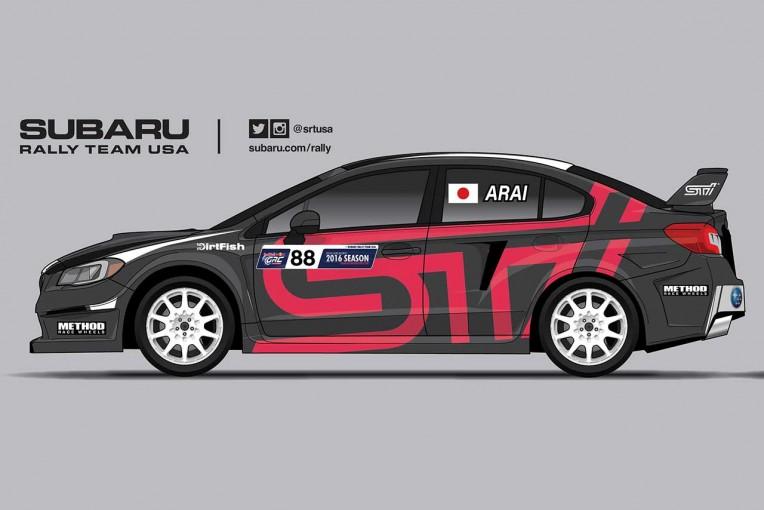 ラリー/WRC | 新井敏弘、グローバルラリークロス最終戦にスポット参戦