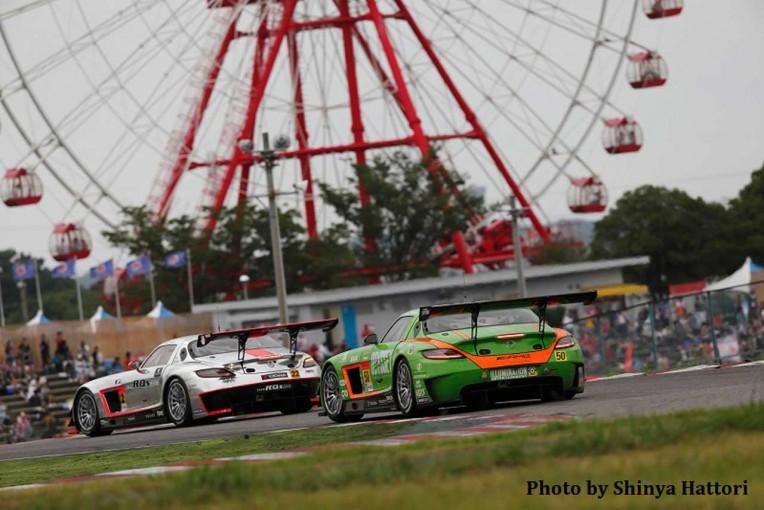 スーパーGT   Arnage Racing スーパーGT第6戦鈴鹿 レースレポート