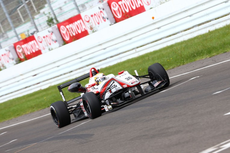 国内レース他 | 【順位結果】全日本F3選手権 第15戦/第16戦SUGO 公式予選