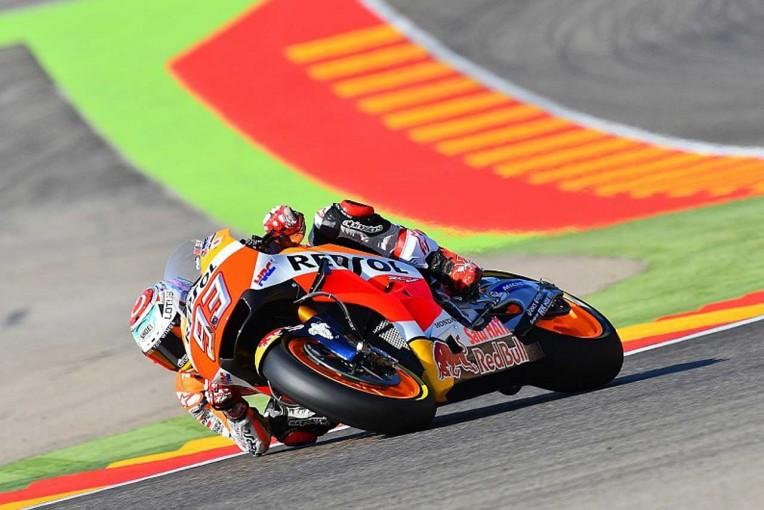 MotoGP | MotoGP第14戦アラゴンGP予選:マルケスが今季6度目のポールポジション獲得