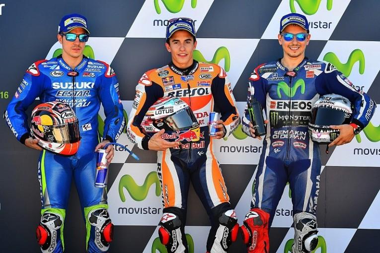 MotoGP | MotoGP第14戦アラゴンGP 予選トップ3コメント