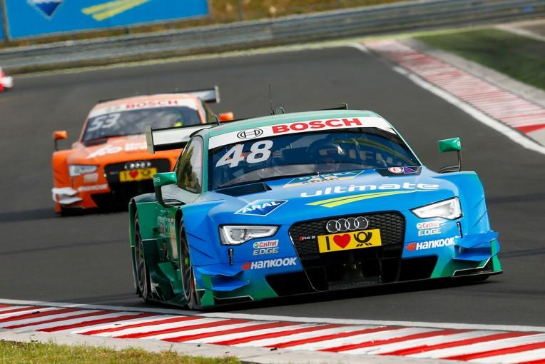 海外レース他   DTM第15戦ハンガロリンクはアウディが席巻。モルタラが連勝で首位を射程範囲に