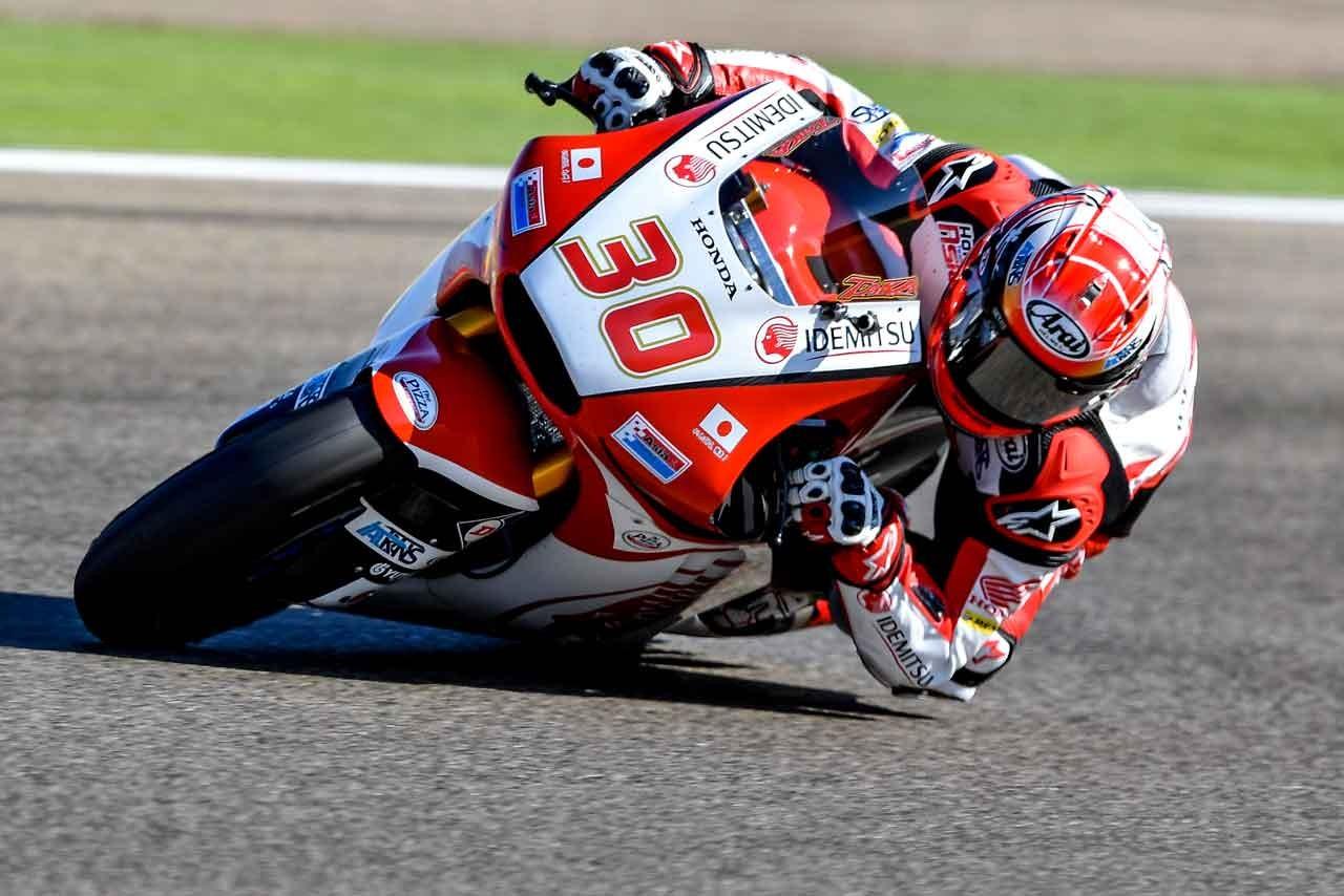 Honda MotoGP第14戦アラゴンGP Moto2クラス予選日レポート