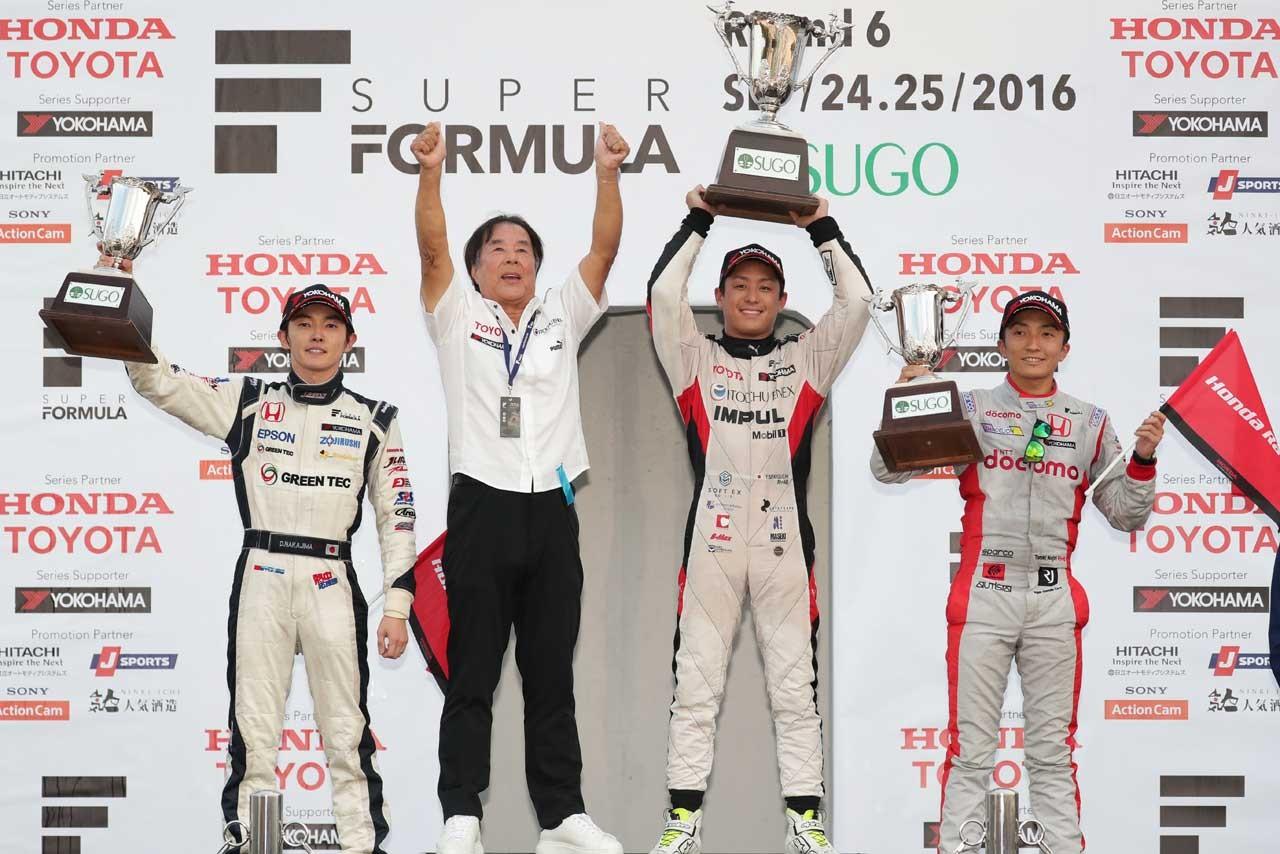 TOYOTA GAZOO Racing スーパーフォーミュラ第6戦SUGO レースレポート