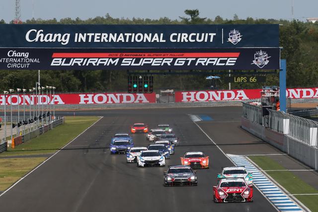 スーパー第7戦タイのエントリー発表。千代がS Road復帰