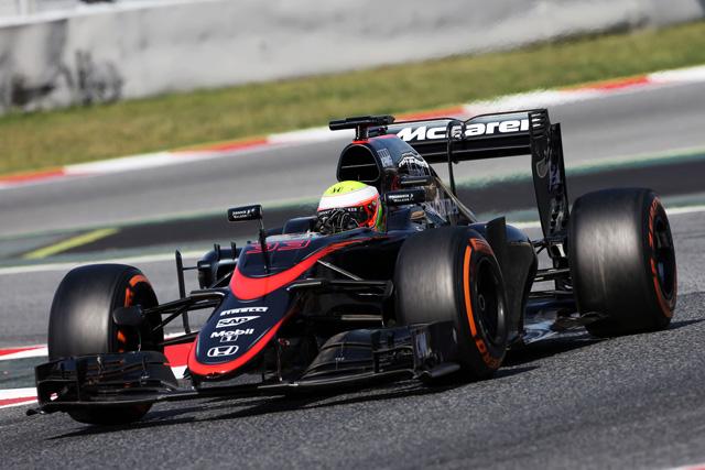 F1   「マクラーレンは乗りやすくなった」ターベイ初走行