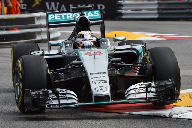 F1 | モナコGP開幕、アロンソ11番手発進。最速はルイス