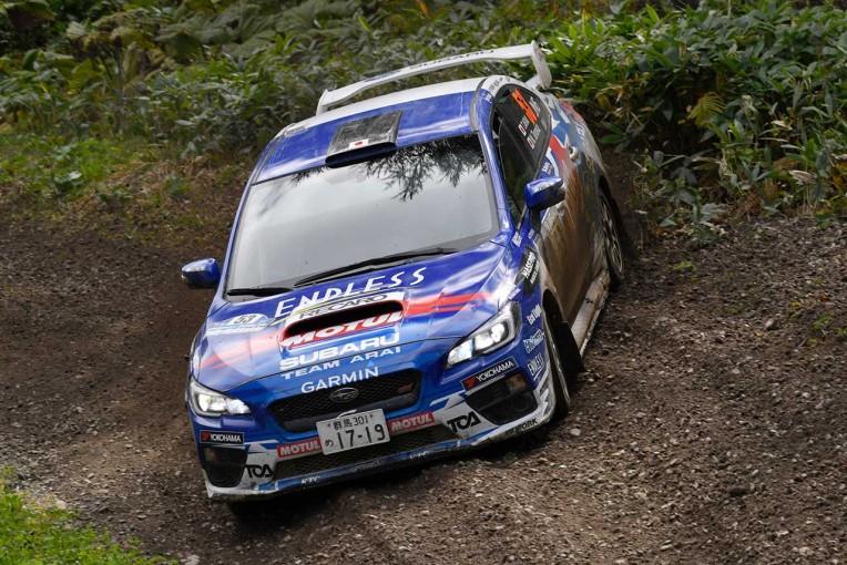 ラリー/WRC   JRC第7戦:新井敏弘、得意のRALLY HOKKAIDOで逆転優勝