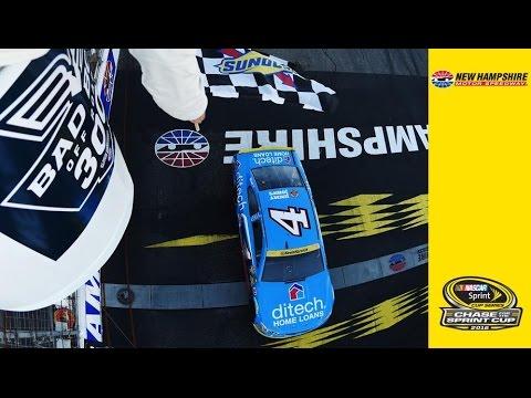 TOYOTA GAZOO Racing NASCARロードン レースレポート