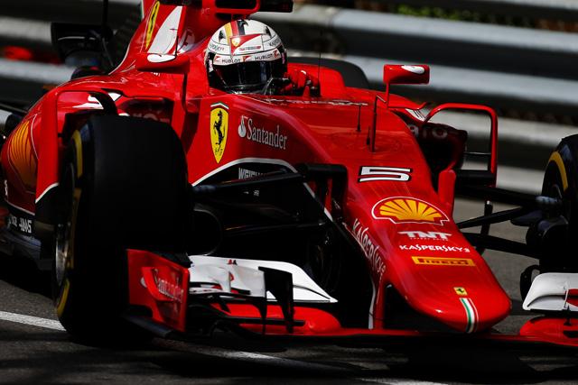 F1 | ベッテル&フェラーリが首位浮上、バトン8番手