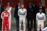 F1 | ハミルトン呆然、ロズベルグに3連覇転がり込む