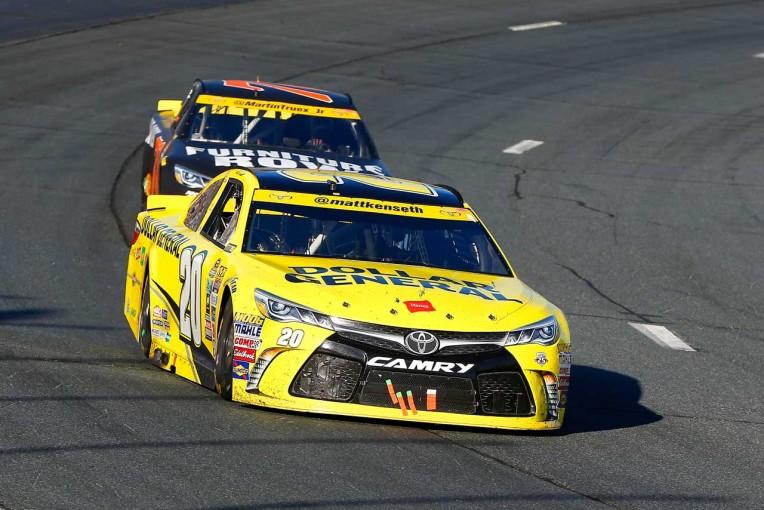海外レース他   TOYOTA GAZOO Racing NASCARロードン レースレポート