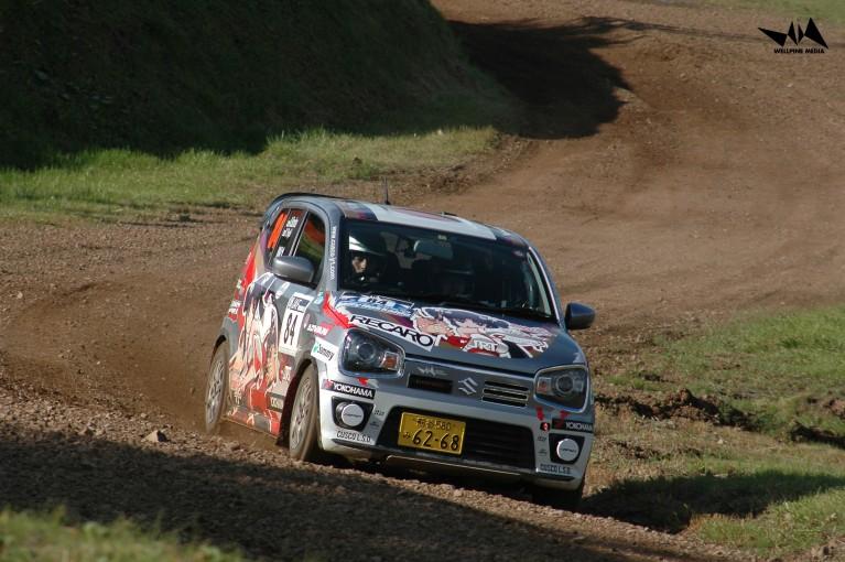 ラリー/WRC   CJRT JRC第7戦RALLY HOKKAIDO ラリーレポート