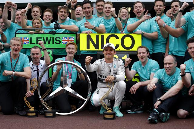 F1 | F1モナコGP決勝 トップ10ドライバーコメント