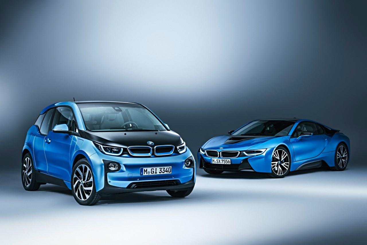 最長500km超の航続距離を実現した新型「BMW i3」がデビュー