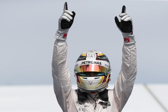 F1   ハミルトン逆襲のV、ウイリアムズ今季初表彰台