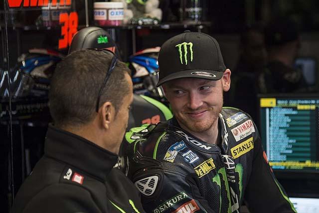MotoGP:負傷欠場続いたブラッドリー・スミス、日本GPから復帰