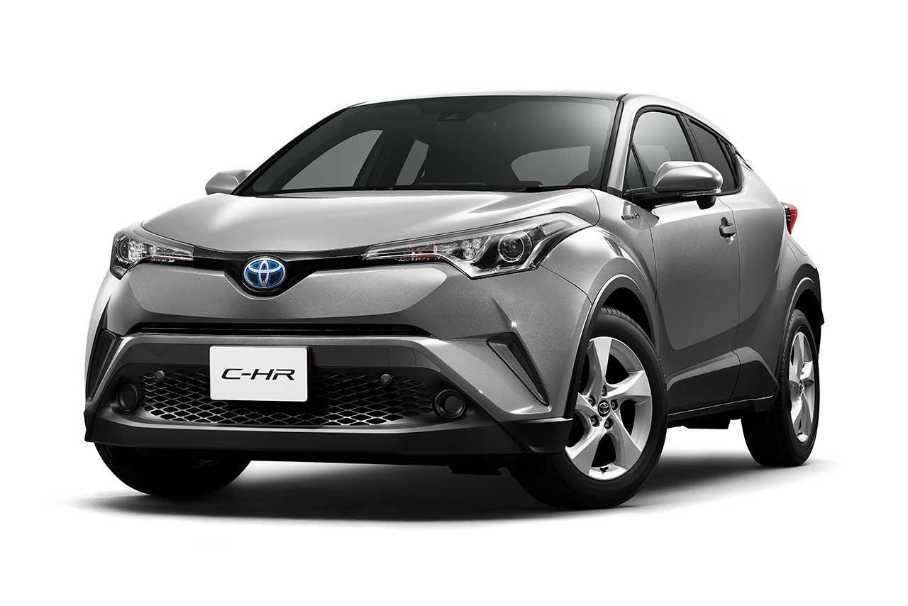 ニュルを戦ったC-HRの市販モデル、日本仕様の詳細公開